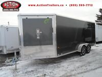 EXTRA HEIGHT FOR SIDE BY SIDES NEO 2016 7 X 22' ALL ALUMINUM