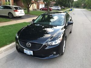 2014 Mazda Mazda6 GS Sedan with Luxury Package