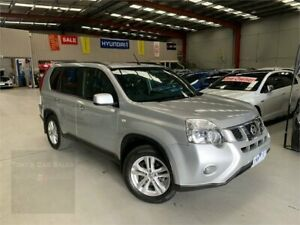 2011 Nissan X-Trail T31 Series IV ST-L Silver 1 Speed Constant Variable Wagon Laverton North Wyndham Area Preview