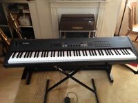 Yamaha S80 Piano Keyboard