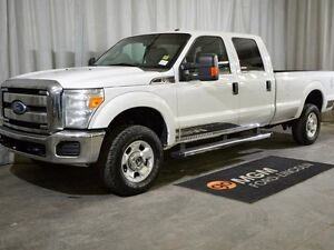 2012 Ford F-350 XLT 4x4 SD Crew Cab 8 ft. box 172 in. WB SRW