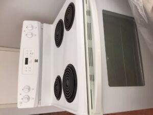 Stove and Dishwasher