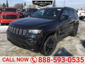 2018 Jeep Grand Cherokee 4X4 ALTITUDE               Heated Suede