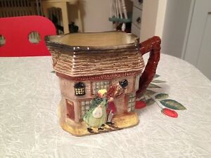"Royal Doulton. Vintage Jug- Cruche.""The Old Curiosity Shop"".Mint"