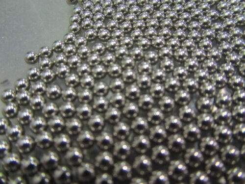 "316 Stainless Steel Ball 1/8"" (+/-0.0005"") Dia,  1000 pcs"