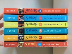 Survivors (books 1-6) - Erin Hunter
