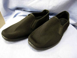 * $5 Canvas Slip-on Sneakers *