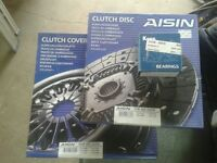 clutch, pressure plate et bearing v6 3L toy