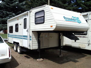 Prowler 21 5B 5TH Wheel Travel Trailer