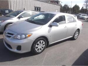 2011 TOYOTA COROLLA 112000KM, AIR CLIMATISE $6995