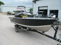 2015 STARCRAFT 14 ', Mercury 9.9 4-Stroke, Trailer