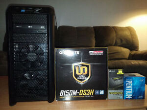 Intel Pentium G4400 3.30Ghz 8 Gigs DDR4 1 TB Hard Drive HDMI