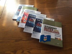 Grade 9 Study Guides - Over $150.00 To Buy New