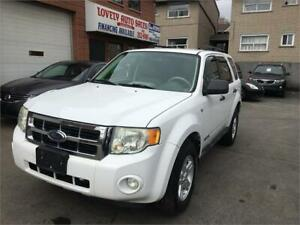 2008 Ford Escape Hybrid Sold