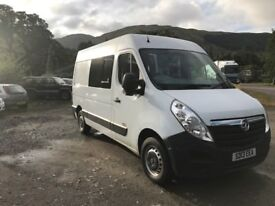 Vauxhall Movano Day Van