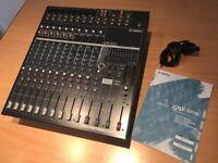 Yamaha EMX5014C Powered Mixer - 500w + 500w