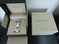 REDUCED: High-end Burberry women's watch 70% off