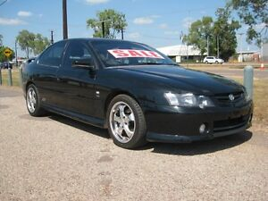 2003 Holden Commodore VY II SS Black 4 Speed Automatic Sedan Holtze Litchfield Area Preview
