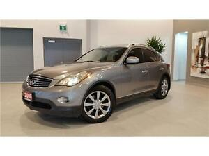 2008 Infiniti EX35 TECH PKG-NAVIGATION-FULL CAMERA