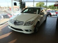 Mercedes-Benz C-Class C300 usage 2009