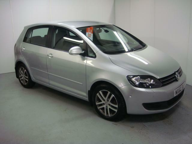 volkswagen golf plus se tdi silver manual diesel 2010. Black Bedroom Furniture Sets. Home Design Ideas