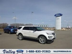 7-PASSENGER ADVENTURE MACHINE! 2016 Ford Explorer XLT