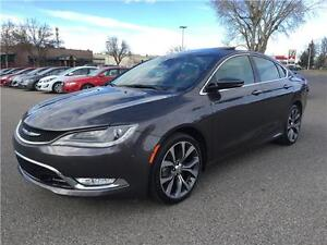 2015 Chrysler 200c 3.6L AWD