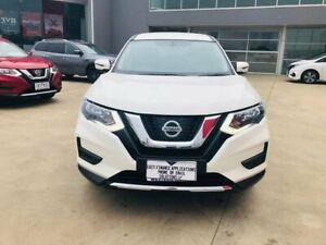 2020 Nissan X-Trail T32 Series II ST X-tronic 2WD White 7 Speed Constant Variable Wagon Hoppers Crossing Wyndham Area Preview
