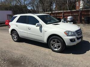 2010 Mercedes-Benz ML350 BLuetec*Cuir*Toit*Bluetooth*Finan. $0
