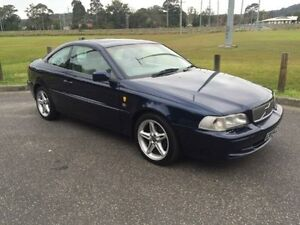 1998 Volvo C70 Blue 4 Speed Automatic Coupe West Gosford Gosford Area Preview