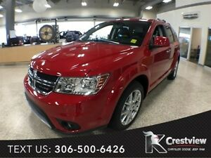 2016 Dodge Journey R/T V6 AWD w/ Sunroof, Navigation, DVD