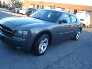 2008 Dodge Charger ex police,accident free