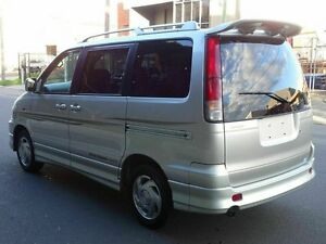 2001 Toyota Spacia NOAH Road Tourer White 4 Speed Automatic Wagon Taren Point Sutherland Area Preview