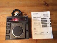 PIONEER CDJ-500S CD Deck
