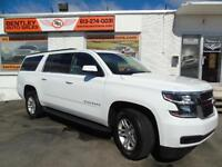 2015 CHEVROLET LT 4X4 SUBURBAN,LEATHER,8 PASSENGER,ROOF