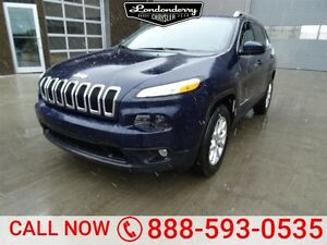 2015 Jeep Cherokee 4WD LATITUDE Bluetooth,
