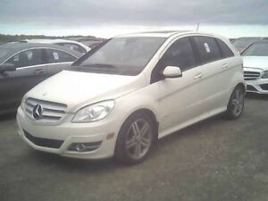 2008  Mercedes Benz  B200 Turbo 115,000 km with Toyo tires (8)