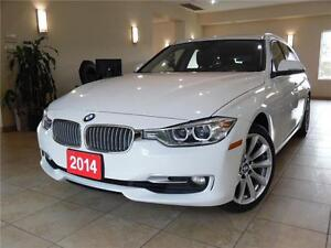 2014 BMW 3 Series 328i xDrive Touring Executive+Technology PKG!