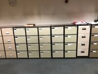 FILING CABINETS 4 DRAWER IN GOOD CONDITION