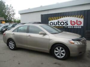 2008 Toyota Camry LE ( 161 000 KM - 4 CYLINDRES )