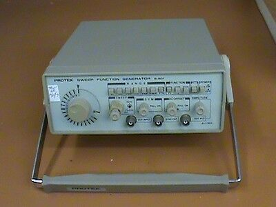 Protek Sweep Function Generator