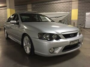 2007 Ford Falcon BFII XR6 Turbo Silver Automatic Sedan Campbelltown Campbelltown Area Preview