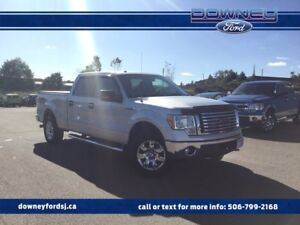 2011 Ford F-150 XLT 507A XTR Pkge Max Tow Backup Cam Power Drive