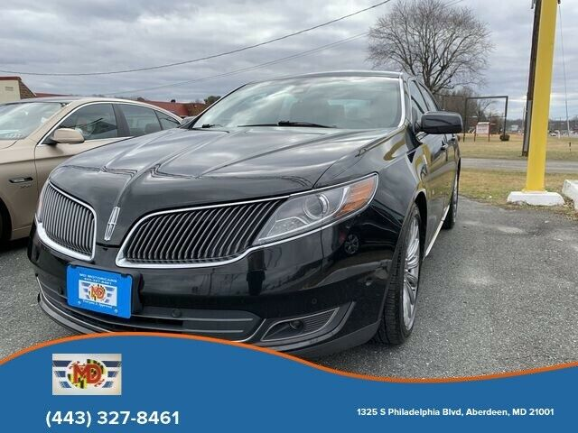 Image 1 Voiture Américaine d'occasion Lincoln MKS 2013