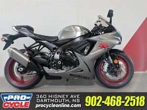 2018 Suzuki GSX-R600 SPECIAL PRICE ONLY $69/WEEK!!