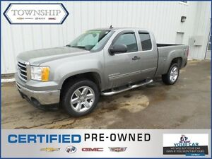 2013 GMC Sierra 1500 SLE - $15/Day