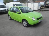 2001/51 Volkswagen Lupo 1.4 auto S