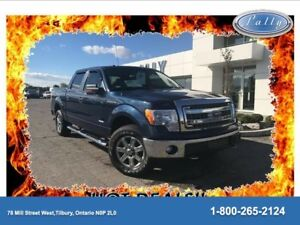 2013 Ford F-150 XLT, One owner, New Tires, Local Trade!!
