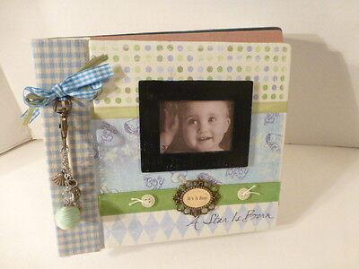 Baby Boy Keepsake Box, 8