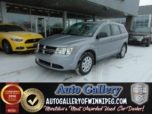 2015 Dodge Journey CVP *Low Kilometers!